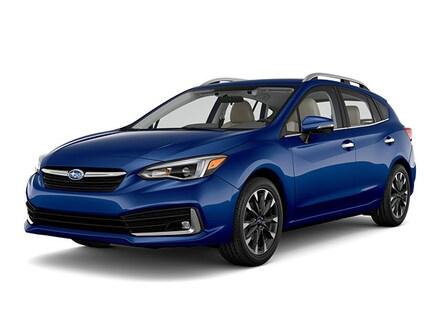 2022 Subaru Impreza Limited 5-door