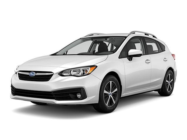 2022 Subaru Impreza 5-door