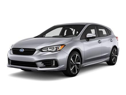 Featured New 2022 Subaru Impreza Sport 5-door for sale in Daytona Beach, FL