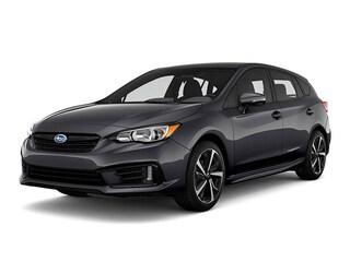 New 2022 Subaru Impreza Sport 5-door for sale in Memphis, TN at Jim Keras Subaru