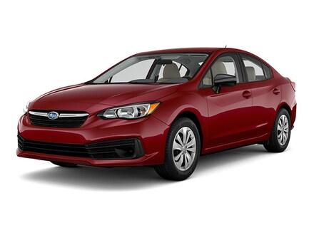 Featured New 2022 Subaru Impreza Base Trim Level Sedan for Sale in Exton, PA