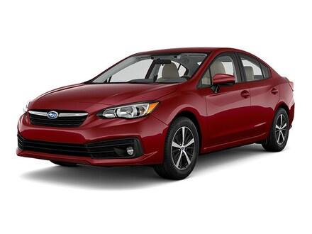 Featured New 2022 Subaru Impreza Premium Sedan for sale in Jackson, WY
