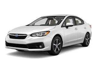 New 2022 Subaru Impreza Premium Sedan Houston