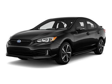 2022 Subaru Impreza Sport Sedan