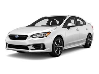 New 2022 Subaru Impreza Sport Sedan for sale in Denton TX