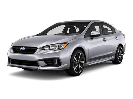 New 2022 Subaru Impreza Sport Sedan Idaho Falls, ID