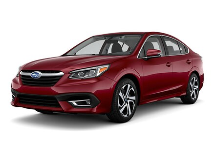 Featured New 2022 Subaru Legacy Limited XT Car for Sale in Sioux City