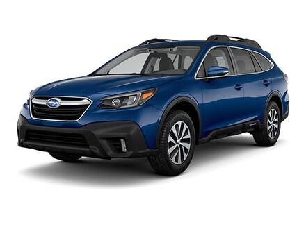 Featured new 2022 Subaru Outback Premium SUV for sale in Topeka, KS