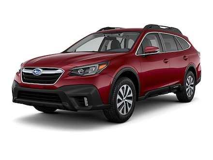 Featured new 2022 Subaru Outback Premium SUV for sale near Hendersonville, NC