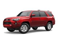 New 2022 Toyota 4Runner SR5 SUV JTEMU5JR9N5989115 Plover, WI