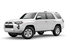 New 2022 Toyota 4Runner SR5 SUV JTEMU5JR6N5988813 Plover, WI