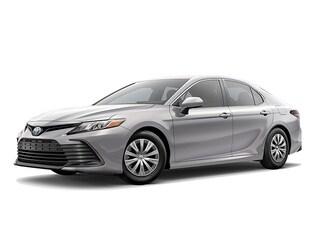 New 2022 Toyota Camry Hybrid LE Sedan in Charlotte