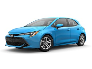 2022 Toyota Corolla 6MT Hatchback