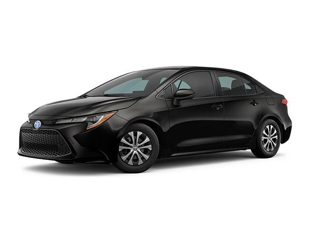 2022 Toyota Corolla Hybrid Sedan