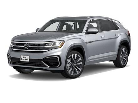 2022 Volkswagen Atlas Cross Sport 3.6L V6 SEL Premium R-Line SUV