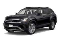 New 2022 Volkswagen Atlas 2.0T SE w/Technology SUV for Sale in Simsbury, CT