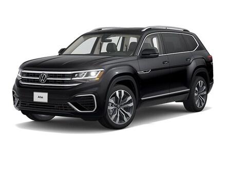 2022 Volkswagen Atlas 3.6L V6 SEL Premium R-Line SUV