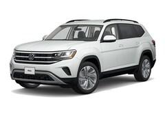New 2022 Volkswagen Atlas 3.6L V6 SE w/Technology SUV for sale in Tulsa, OK