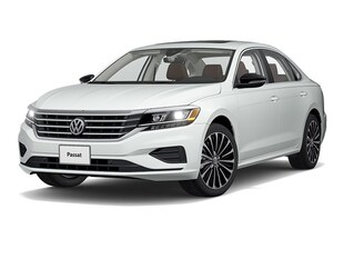 2022 Volkswagen Passat 2.0T Limited Edition Sedan