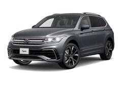 New 2022 Volkswagen Tiguan 2.0T SEL R-Line SUV in Lebanon NH