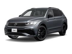 2022 Volkswagen Tiguan 2.0T SE R-Line Black SUV