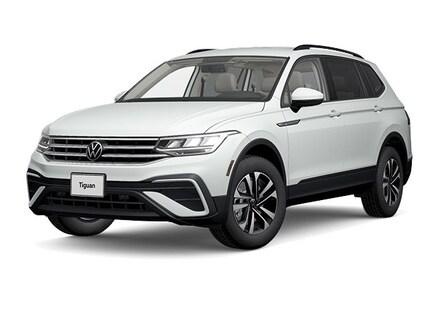 2022 Volkswagen Tiguan 2.0T S SUV