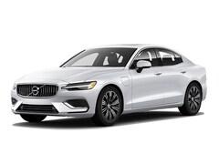 2022 Volvo S60 Recharge Plug-In Hybrid eAWD Inscription Sedan 7JRBR0FL0NG162212 for Sale at McKevitt Volvo Cars San Leandro