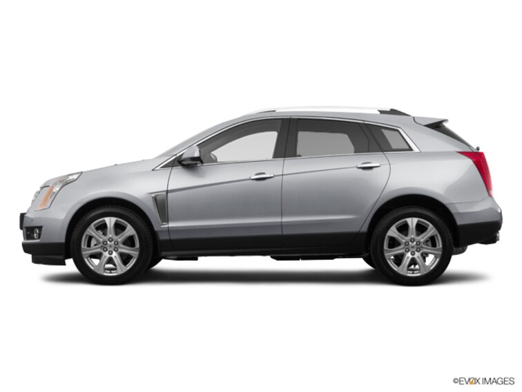 Used 2015 Cadillac SRX Premium Collection Front-wheel Drive Bryan