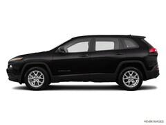 2015 Jeep Cherokee FWD 4dr Sport Sport Utility