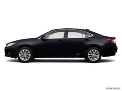 2015 LEXUS ES 300h Sedan