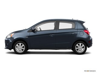 Affordable Used  2015 Mitsubishi Mirage ES Hatchback For Sale in New Bern, NC