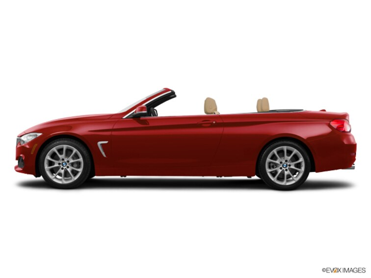 Used 2015 BMW 435i Convertible in Bloomington