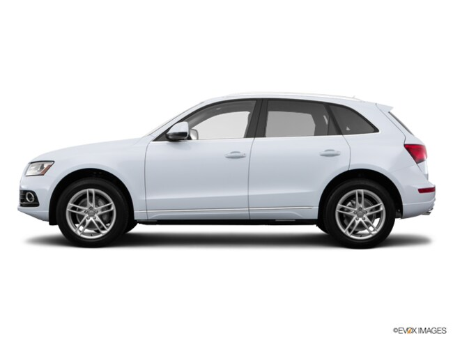 2015 Audi Q5 2.0T Premium (Tiptronic) SUV