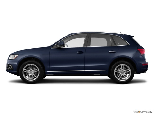 2015 Audi Q5 2.0T quattro (BY Appt Only) SUV