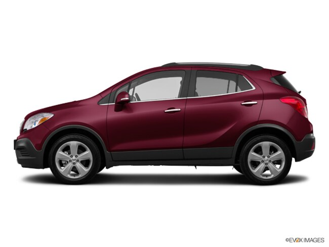 Used 2015 Buick Encore Base SUV For Sale in Mt Carmel, IL