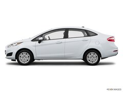 used 2015 Ford Fiesta S Sedan