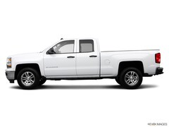 Used 2015 Chevrolet Silverado 1500 LT 2WD Double Cab 143.5 LT w/1LT for sale in Del Rio, Texas