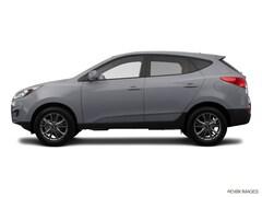 Used 2015 Hyundai Tucson GLS SUV Fresno, CA