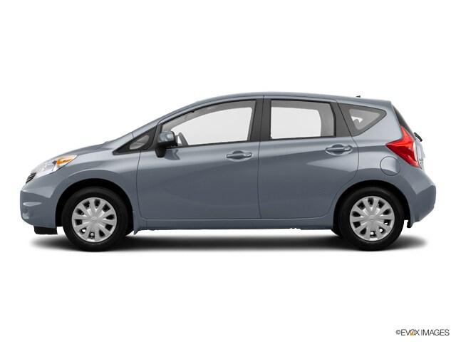 2015 Nissan Versa Note S Plus Hatchback