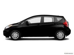 Certified Used 2015 Nissan Versa Note S Plus Hatchback in Lebanon NH
