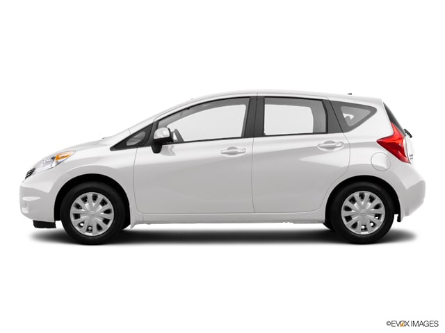 2015 Nissan Versa Note S Plus Hatchback