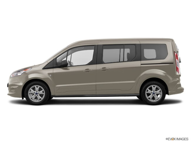 Used 2015 Ford Transit Connect XLT Wagon for sale in Merced, CA