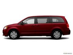 2015 Dodge Grand Caravan AVP/SE Passenger Van
