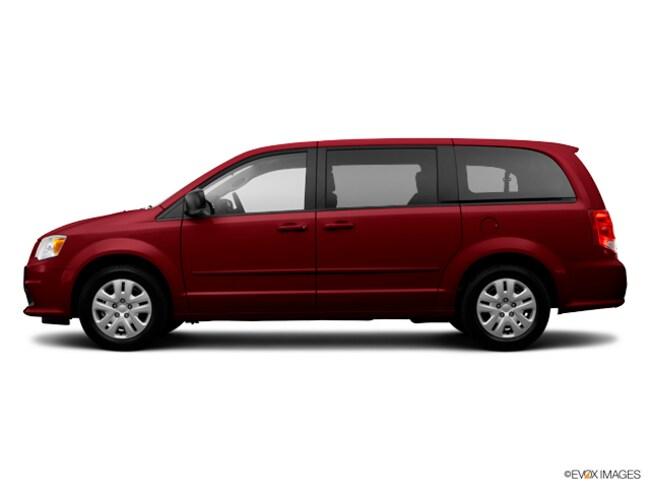 Used 2015 Dodge Grand Caravan AVP Minivan/Van for sale in Wheeling, WV near St. Clairsville OH
