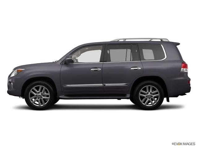 2015 LEXUS LX SUV