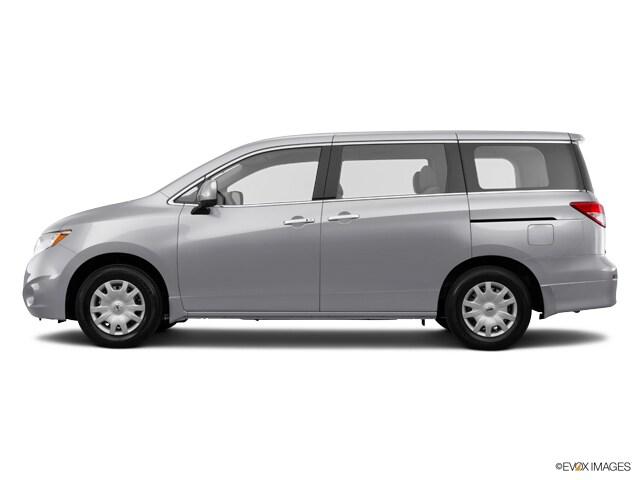 2015 Nissan Quest Van