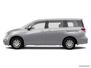 2015 Nissan Quest S Mini-van Passenger