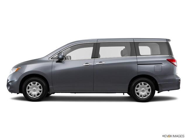 2015 Nissan Quest S Van