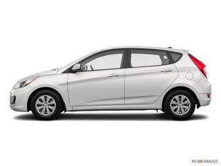Pre-Owned 2015 Hyundai Accent GS Hatchback near Boston