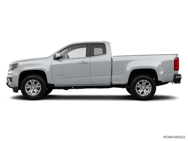 2015 Chevrolet Colorado LT Truck